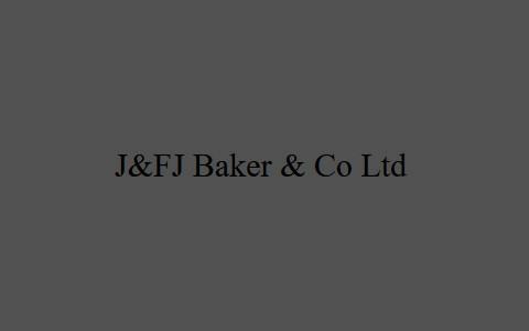 ベイカー社(J&FJ Baker & Co Ltd)