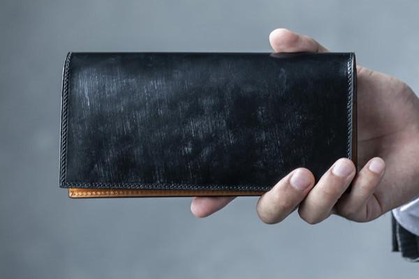 crafsto Bridle Leather 長財布