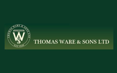 トーマスウェアー社(Thomas Ware and Sons Limited)